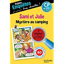 Sami et Julie Mystère au camping CP - Cahier de vacances