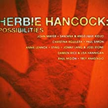 Possibilities Import edition by Hancock, Herbie (2008) Audio CD