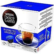 NESCAFÉ Dolce Gusto Ristretto Ardenza Coffee Pods, 16 Capsules (16 Servings)