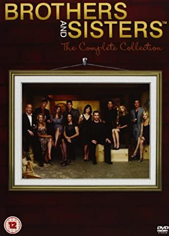 Brothers and Sisters TV Series 1-5 DVD Collection [ 29 Discs] Box Set: Season 1, 2, 3, 4, 5 Special Features by Calista