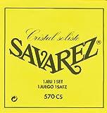 Savarez Alliance Cristal 570CS Jeu de Cordes pour Guitare classique