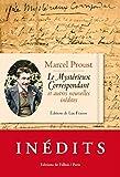 Le Mystérieux Correspondant et autres nouvelles inédites (French Edition)
