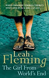 The Girl From World's End by Leah Fleming (2011-10-24)