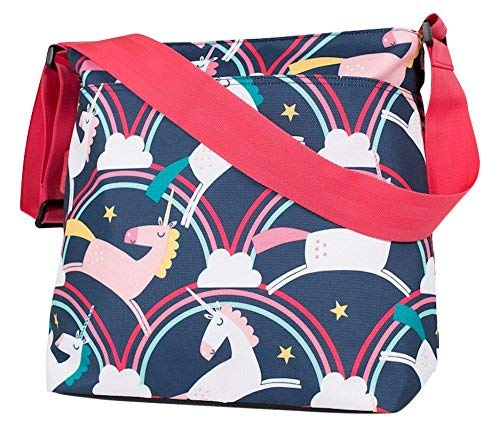 Cosatto Unicorn Land Matching Bundle Set Cosatto Suitable from birth to max weight of 25kg, lets your toddler use it for even longer Custom-crafted to fit your pushchair ideally Make a Change with our changing bag 4