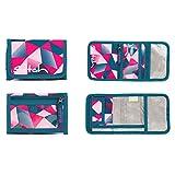 Satch Geldbeutel Pink Crush 9F5 pink polygon