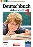 Deutschbuch Baden-wurttemberg: Deutschbuch 1 Arbeitsheft MIT Cd-rom Baden-wurttemberg by Jan Diehm (2012-06-01)