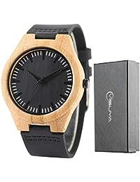 8ca5ffbd2e06 FASIOU - Reloj de pulsera para hombre