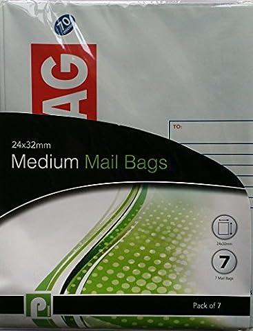 14 Medium Mail Bags /2 packs of 7