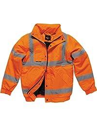 Dickies Bomer Jacket with Slight Padding YL 3XL,, orange, SA22050