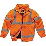 Dickies Bomerjacke mit leichtem Futter Orange YL XL, SA22050