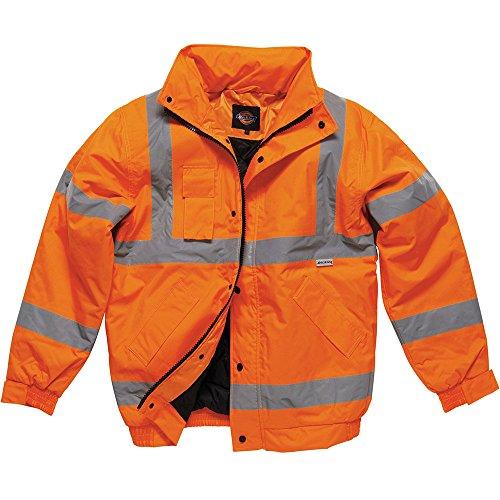 Dickies Bomerjacke mit leichtem Futter Orange YL S, SA22050