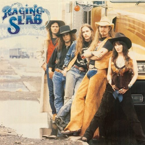 Raging Slab: Raging Slab [Vinyl LP] (Vinyl)