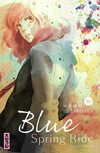 Blue spring ride Vol.10 par SAKISAKA Io
