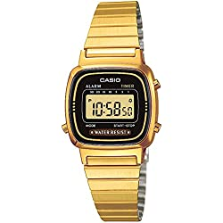 Montre Mixte Casio Collection LA670WEGA-1EF