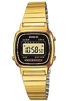 Casio Reloj de Pulsera LA670WEGA-1EF