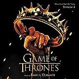 Game of Thrones Season 2 by Original Soundtrack