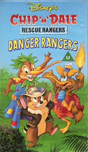 Chip 'n' Dale - Rescue Rangers - Danger Rangers