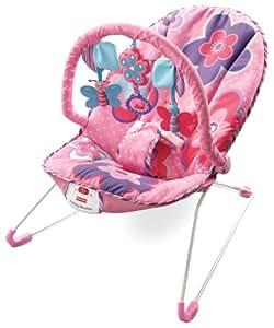 Fisher-Price Pink Petals Bouncer