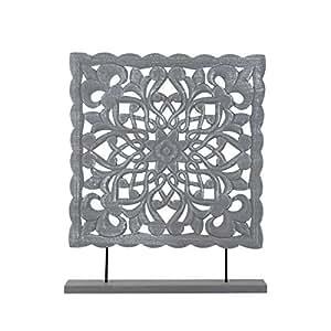 Onlylic deko holztafel fensterdeko ornament for Deko amazon