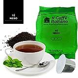 Il Caffè italiano CNX10THE5 - Cápsulas de té negro, compatible con maquinas Nespresso, paquete de 50 unidades