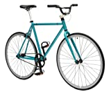 Critical Cycles Classic Fixed-Gear Single-Speed Urban Road Bike with BMX Bars, 1215