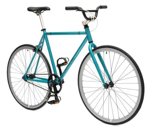 sic Fixed-Gear Single-Speed Urban Road Bike with BMX Bars, 1215 (Bmx Bike Gear)