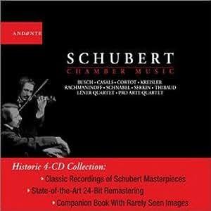Schubert - Trios 1 et 2 / Quintette
