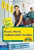 Excel, Word, Outlook 2007 im Büro - fertige Formulare und Arbeitsdateien zum Download: plus Präsentation mit PowerPoint 2007 (Office Einzeltitel) von Susanne Franz (1. März 2007) Taschenbuch