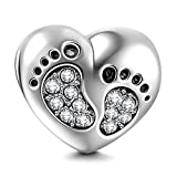 Soukiss Charms  -  925 Sterling-Silber  Sterling-Silber 925     Oxyde de Zirconium