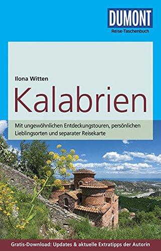 Preisvergleich Produktbild DuMont Reise-Taschenbuch Reiseführer Kalabrien: mit Online-Updates als Gratis-Download