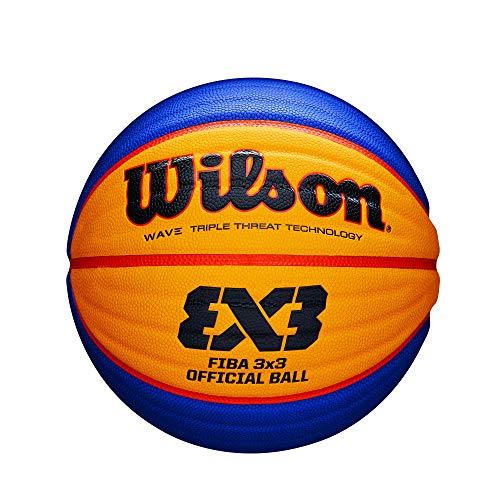 WILSON 3x 3Spiel Basketball - Basketball-spiel Ball