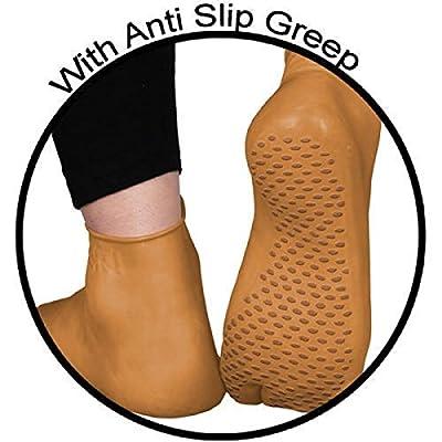 Vibhu Pharma WaterProof-Socks Skin Colour