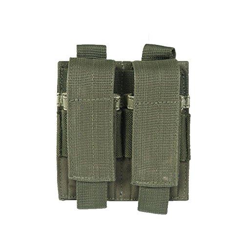 Mil-Tec Mag.Tasche double für Pistole OLIV