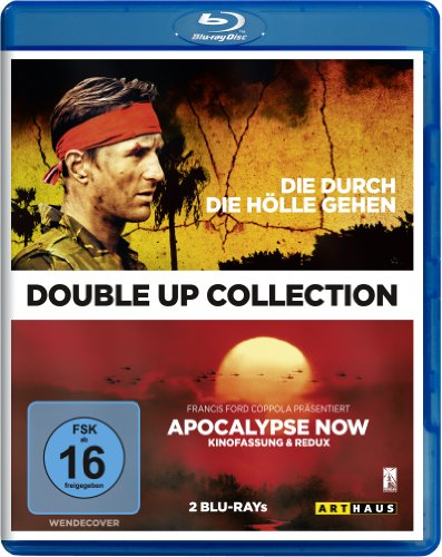 Apocalypse Now Redux/Die durch die Hölle gehen - Double-Up Collection [Blu-ray] hier kaufen