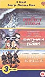 George Clooney Triple Pack - Three Kings/Perfect Storm [VHS]