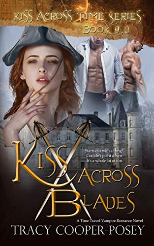 Kiss Across Blades (Kiss Across Time Book 9) (English Edition)