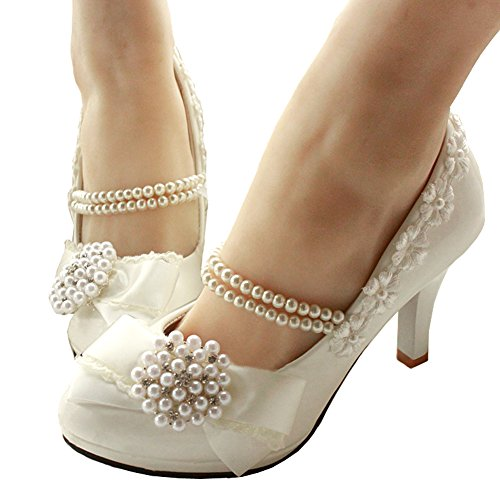 Getmorebeauty-Womens-With-Pearls-Across-Ankle-Top-High-Heel-Wedding-Shoes