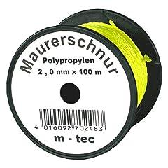 Lot-Maurerschnur 100 x Ø