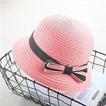 8adcfecb42e9a GUOMAOUP Sombrero Sombrero De Paja para Niños De Verano Sombrero De Paja  Sombrero Sombrero Sombrero De
