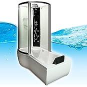 suchergebnis auf f r badewanne mit integrierter dusche. Black Bedroom Furniture Sets. Home Design Ideas
