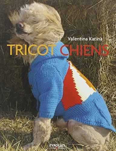 Tricot chiens par Valentina Katina