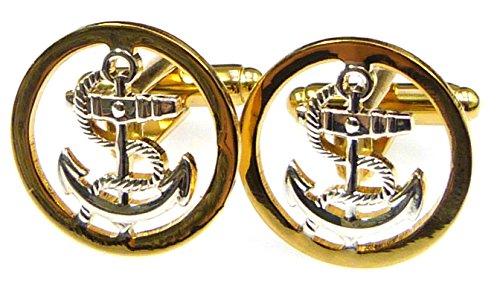royal-navy-junior-rate-cufflinks-metal-enamel