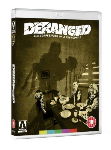 Deranged [Dual Format Blu-ray + DVD] [Edizione: Regno Unito]