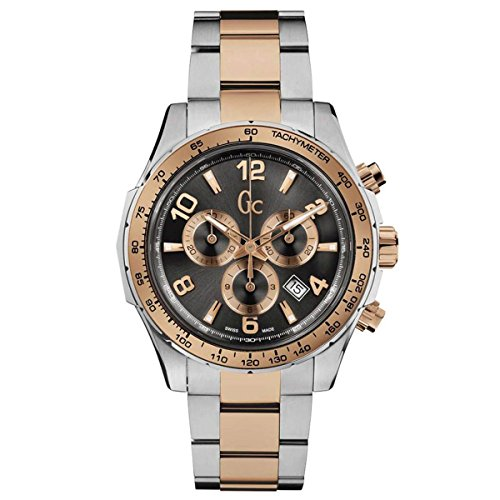Guess X51004G5S Chronograph Two-Tone Men's Wrist Watch X51004G5S