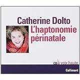 L'Haptonomie périnatale (CD audio)