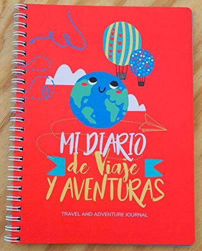 Diario de Viaje y Aventuras: Travel and Adventure Journal (Restaurant Journal)