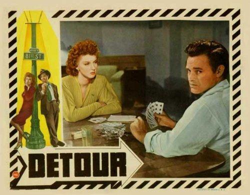 detour-poster-11-x-14-inches-28cm-x-36cm-1945-style-d