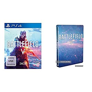 Battlefield V - Steelbook Edition - [PlayStation 4]