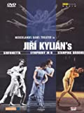Kylian, Jiri - Triple Bill: Sinfonetta / Symphony in D / Stamping Ground (NTSC)