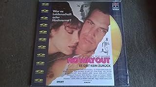 No way out - Es gibt kein zurück (Laserdisc)